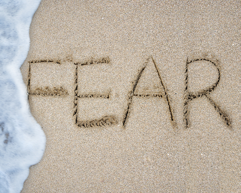 Is Fear Keeping You from Your Dreams?