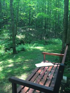 Andria's bench