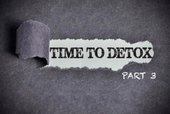 Detox Your Life- Part 3: People and Relationships