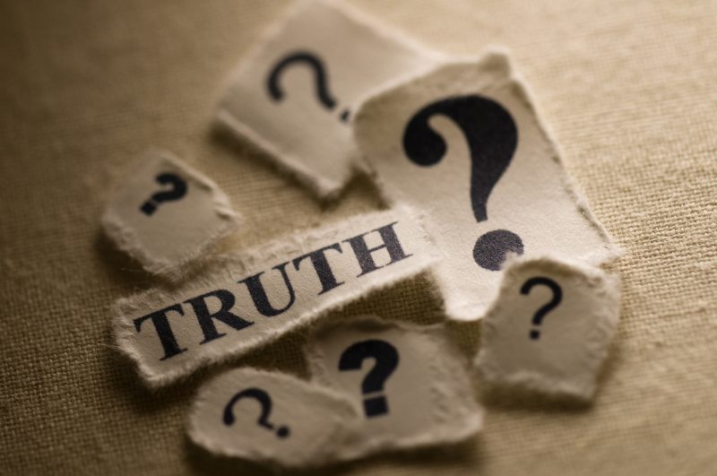 "What is ""The Truth""?"